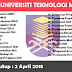 Jobs in Universiti Teknologi Mara (UiTM) (2 April 2018)