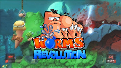 Worms Revolution Free Download Full Version PC