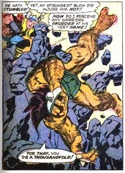 Thor 137 Jack Kirby Vince Colletta
