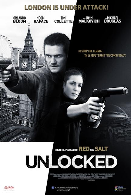 Unlocked (2017) ταινιες online seires xrysoi greek subs
