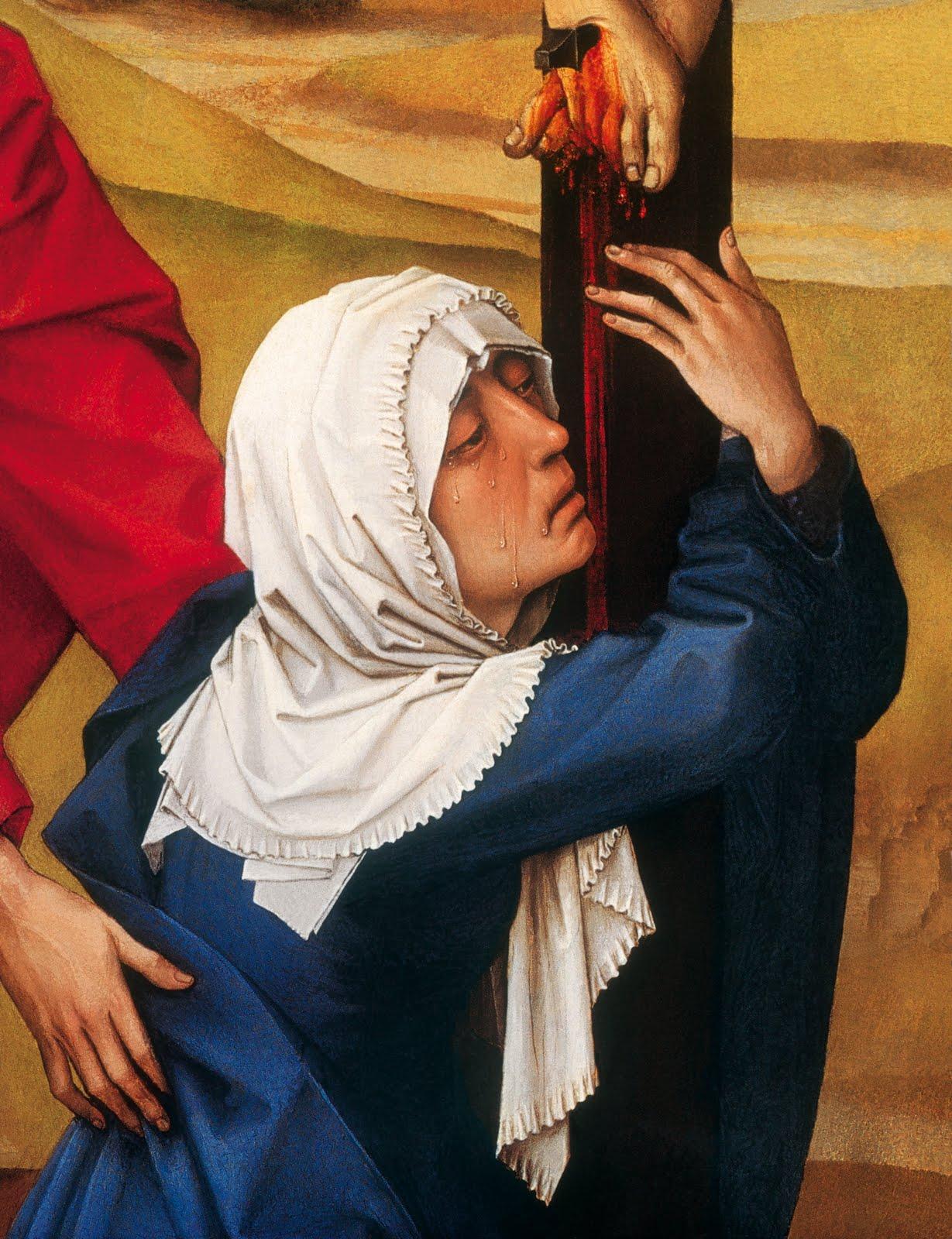 MARTÍRIO DE MARIA SANTÍSSIMA AO PÉ DA CRUZ | DOMINUS EST