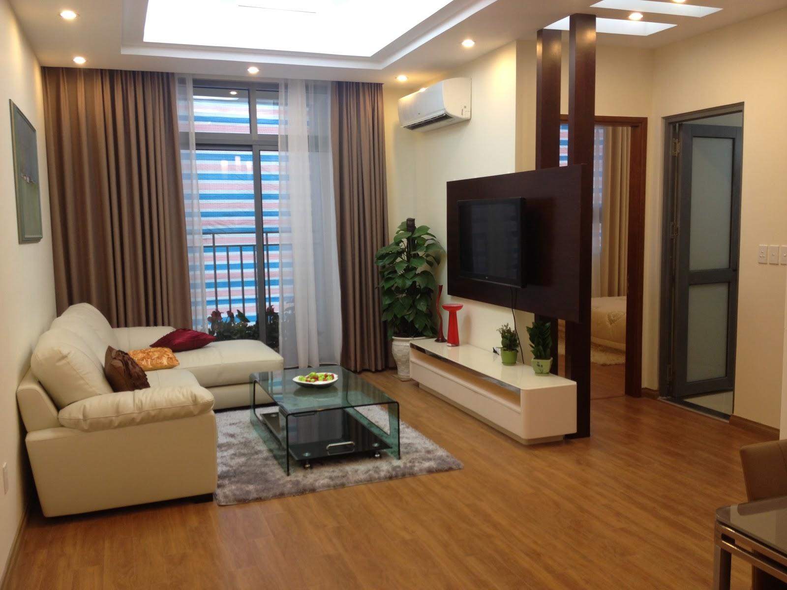 Các bước sửa chữa căn hộ chung cư khoa học và hợp tài chính