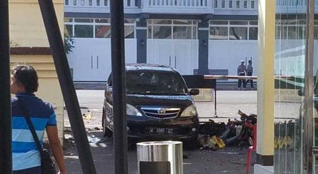 Tiga Keluarga Jadi Pelaku Pengeboman di Surabaya dan Sidoarjo
