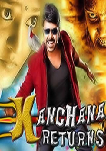 Kanchana Returns-Shivalinga 480p Hindi Dubbed HDRip 300MB Poster