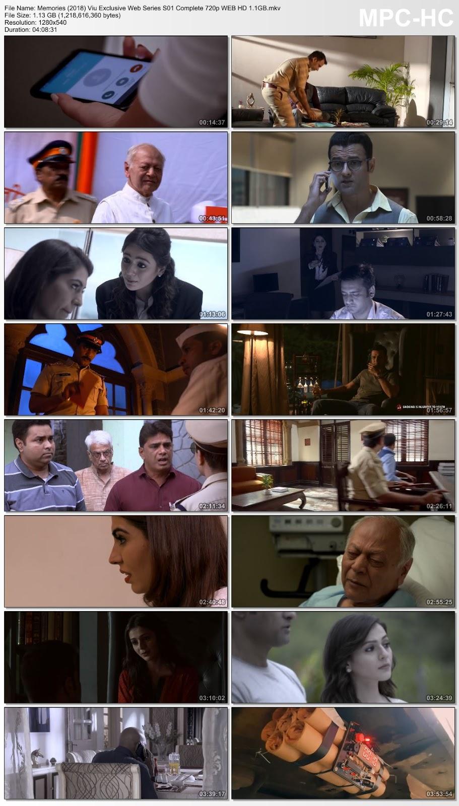 Memories (2018) Viu Exclusive Web Series S01 Complete 720p WEB-HD