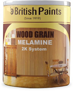 British Paints presents its latest premium offering– Wood Grain Melamine Wood Finish