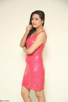 Shipra Gaur in Pink Short Micro Mini Tight Dress ~  Exclusive 099.JPG