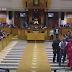Video : EFF booted out of parliament, again