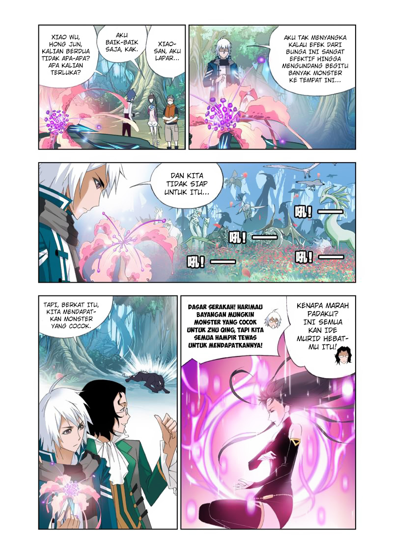 Baca Komik Manga Soul Land Chapter 84 Komik Station