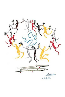 Dance Of Youth by Picasso | artpreneure-20