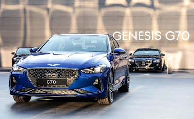 2019 Genesis G70, Prix, date de sortie, Photo