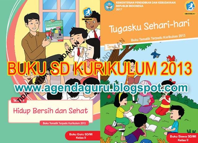 Download Buku Sd Kelas 2 Kurikulum 2013 Untuk Guru Dan Siswa Lengkap Informasi Pendidikan