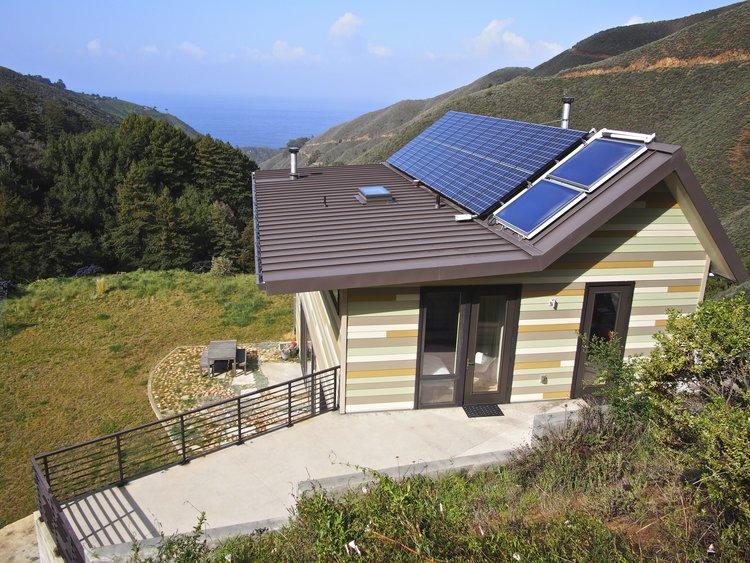 Off Grid Green Prefab Home California Modern Prefab