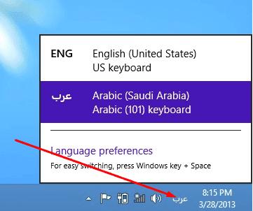 Cara menambah font arab di windows 8