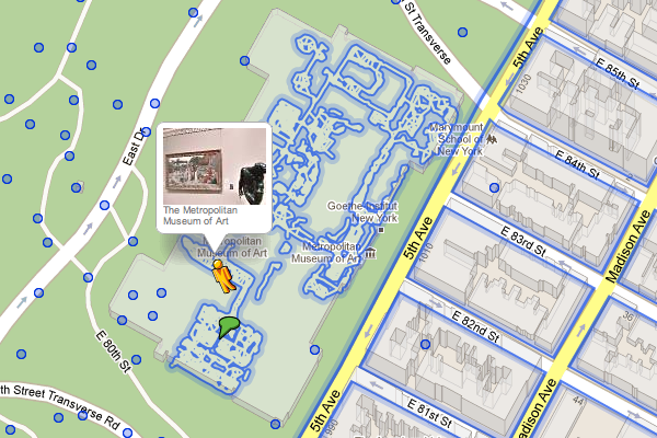 Google Lat Long Street View Takes You Inside Museums Around The World
