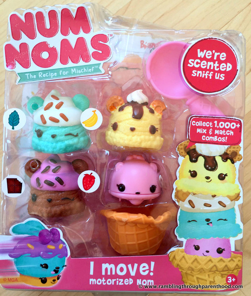 The Num Noms Have Arrived!