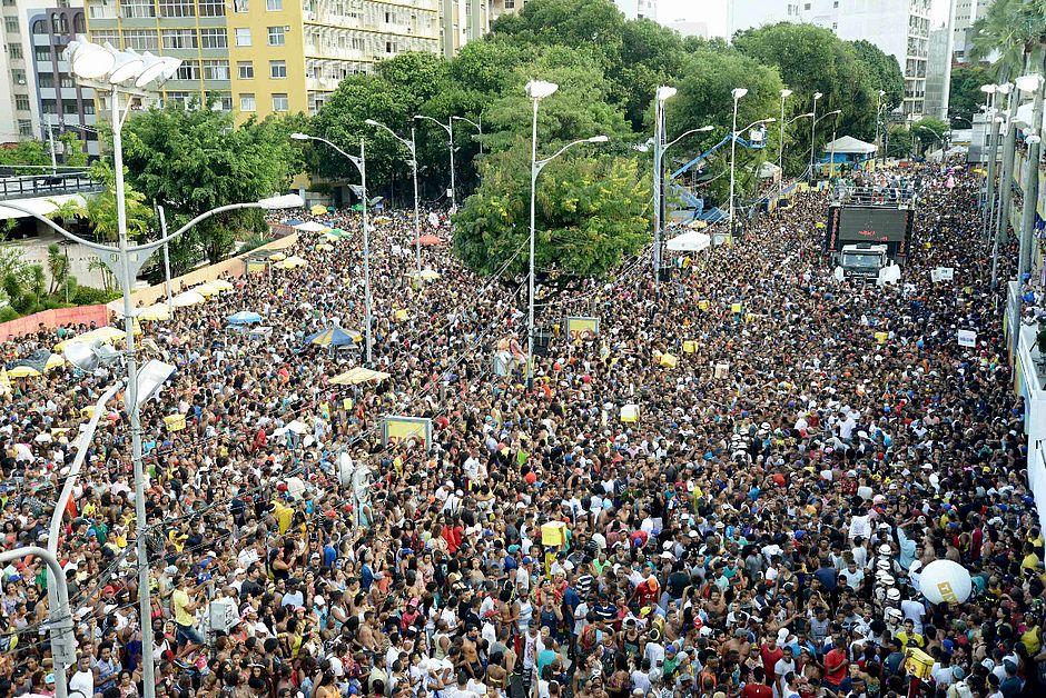 Circuito Osmar : Carnaval terá mesmo número de dias e reforço do circuito