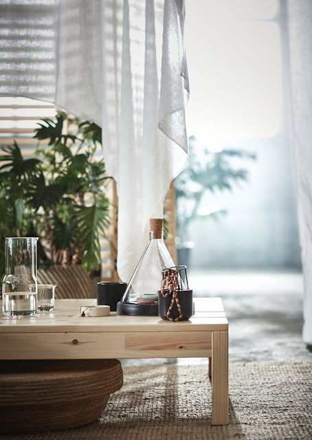 Collection Ikea Hjärtelig via Nat et nature