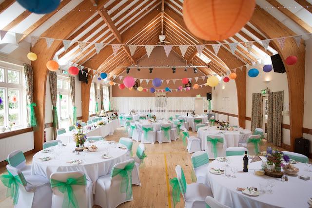Damerham Village Hall Wedding
