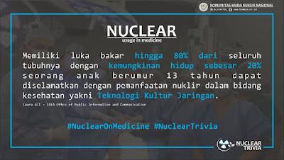 Nuclear Trivia: Nuclear on Medicine