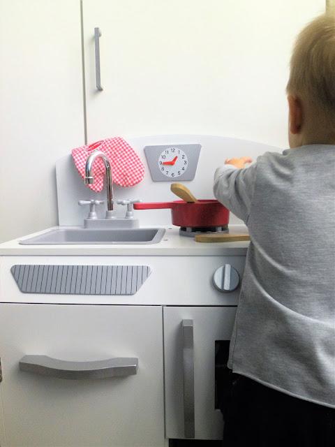Jaką kuchnie wybrać dla dziecka?