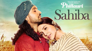Sahiba Exclusive Video Song Watch in HD Online from movie Phillauri