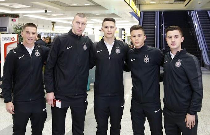 Od njih zavisi budućnost Partizana!