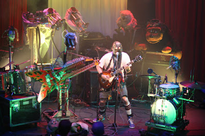 Captured! By Robots bring their 20 Years of Suffering tour to Beat Kitchen!