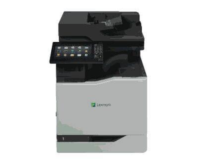 Image Lexmark CX860de Printer Driver