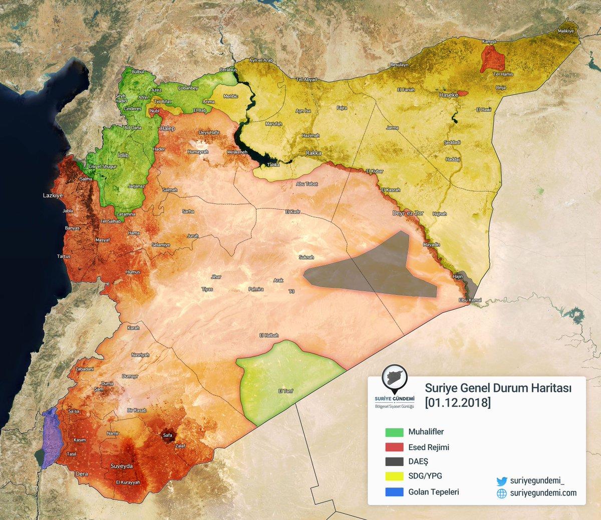 Türkiye, Fırat'ın doğusunda ve batısında Halep'te de elini güçlendirebilir' 18