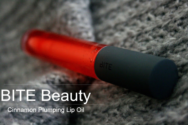 Cinnamon Plumping Lip Oil by BITE Beauty #3