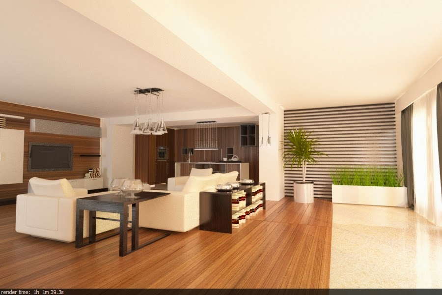 design interior casa stil modern