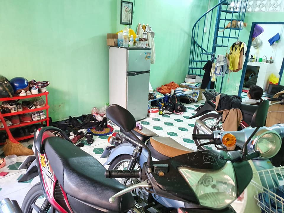 Bán nhà hẻm 290 Nơ Trang Long phường 12 quận Bình Thạnh. DT 3,8x11m