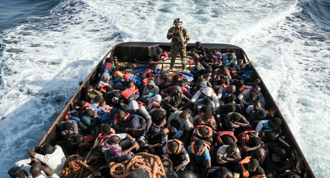 LATEST NEWS: 3,000 Migrants Died In Mediterranean This Year trying to  reach Europe's shores– IOM