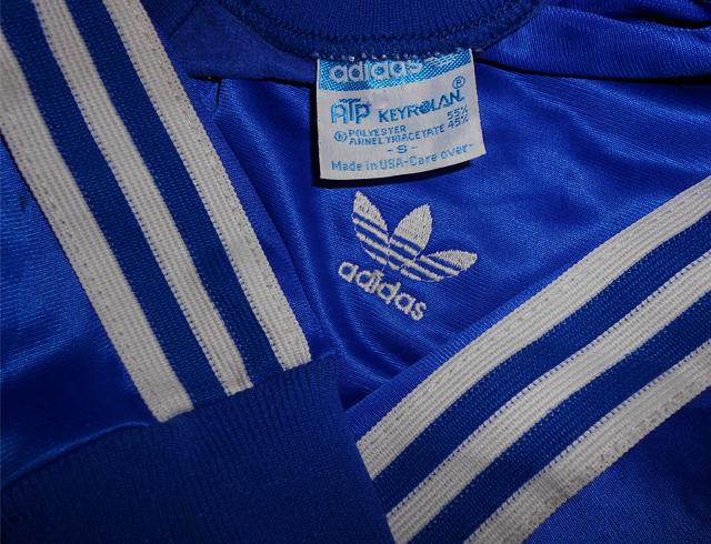 Sanjibundle Zipper Jacket Vintage Adidas Atp Keyrolan