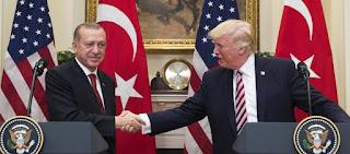 ΚΟΛΟΤΟΥΜΠΑΣ Τραμπ: «Eίναι φίλος μου ο Ερντογάν - Κάνω ότι μπορώ για την Τουρκία»- Παραδίδει τον τραπεζίτη Χ.Ατίλα; (βίντεο)