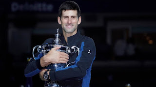 TENIS (US Open masculino 2018) - El renacido Djokovic alza su tercer Abierto de Estados Unidos