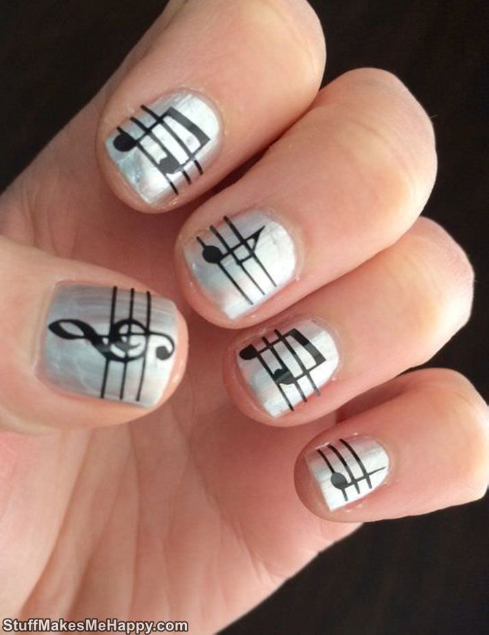 Ideas for Summer Manicure - Latest Stylish Nail Designs for Eid