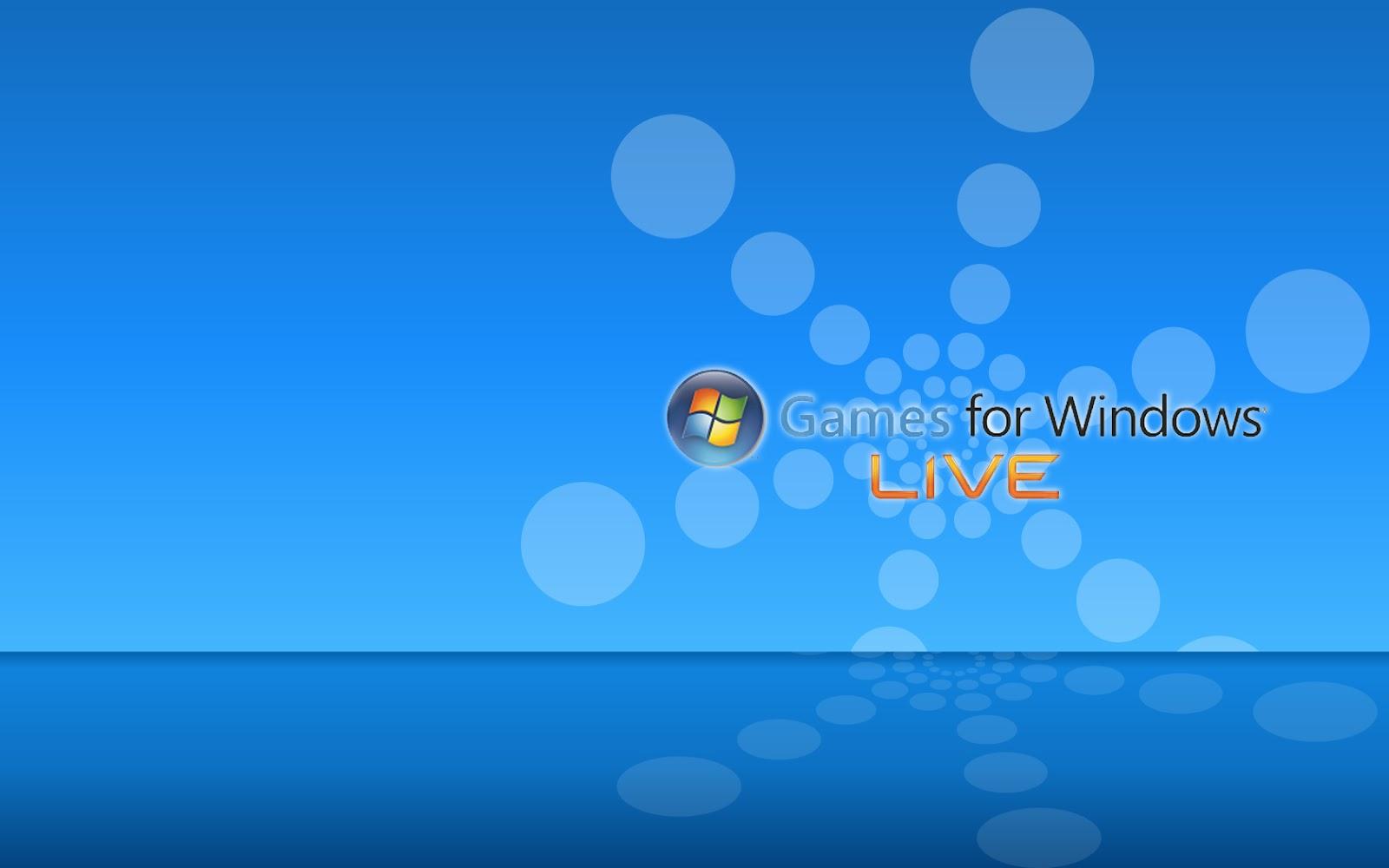 Update Mengatasi Games For Windows Live Gfwl Tidak