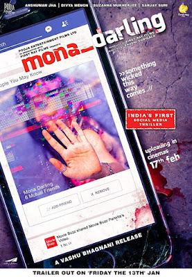 Mona Darling 2017 Hindi 720p WEB-DL 750MB