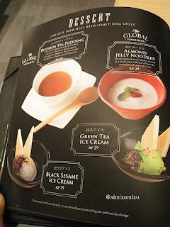 Menu dan Harga Ippudo (Restoran Jepang) Central Park