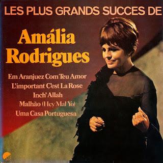 Amalia Rodrigues - Les Plus Grandes Succes