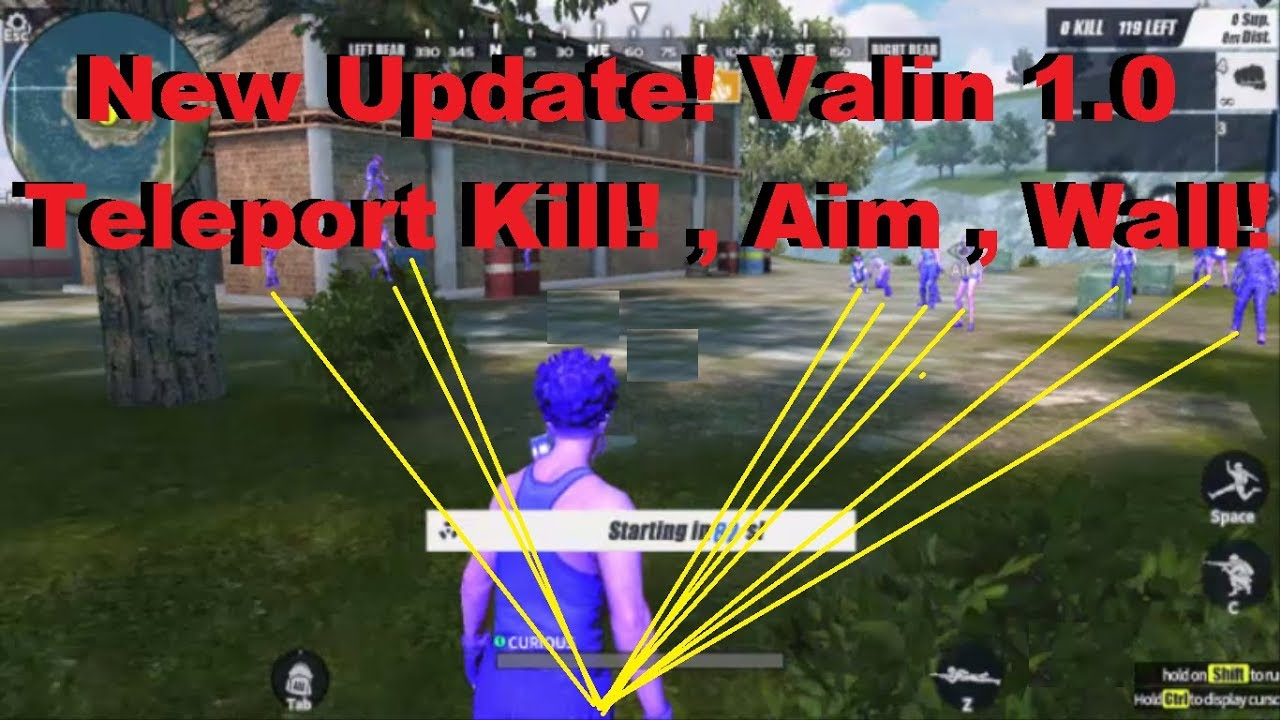rules of survival pc aimbot hack 2018
