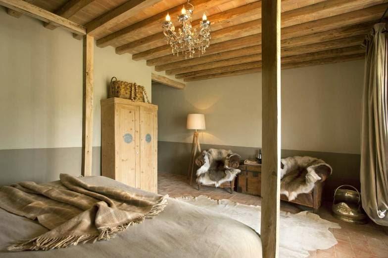 alojamiento con encanto en la Toscana
