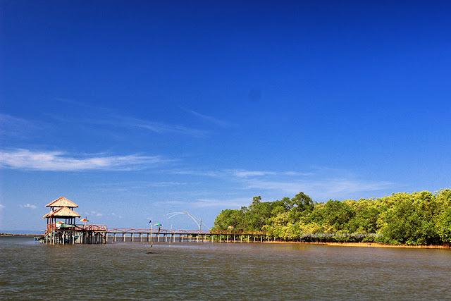Foto Pusat Restorasi dan Pembelajaran Mangrove (PRPM) Batu Karas-Pangandandaran