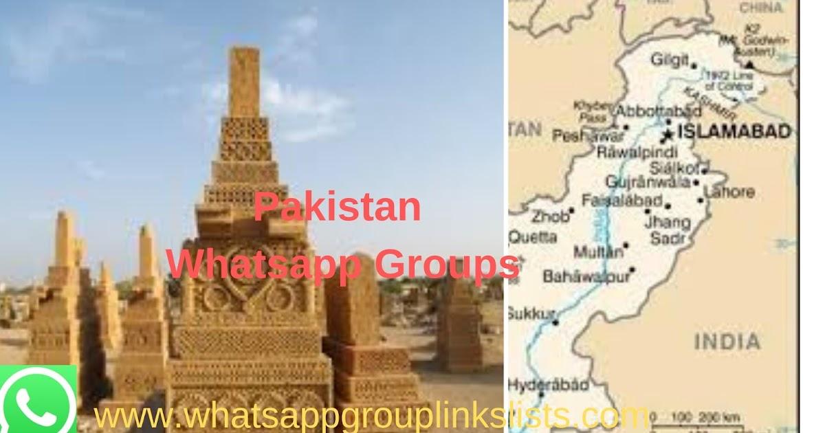 Join Pakistan WhatsApp Group Links List