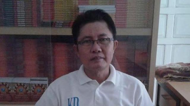 Ketua Panitia Penyelenggara Sumsel Super League, Abdul Kadir Ali (sumber foto : tribunnews.com)