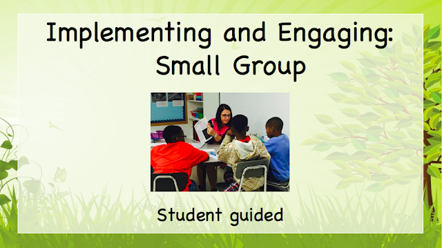 esearch says children that struggle with comprehension also struggle with vocabulary.  This three part series lends quick and easy ways to expand your students' vocabulary and also strengthen their overall comprehension. Revisit Sowing The Seeds Of Vocabulary (Part One) to help you understand and implement vocabulary in your classroom.  The second post (Part Two) will remind you how important it is to use Marzano's Vocabulary Process and Multiple Intelligence Theory to reach all students. This post (Part Three) will walk you through implementing vocabulary whole group and small group.  Enjoy engaging your students with vocabulary throughout this new school year and beyond!