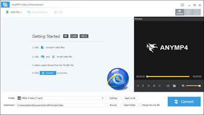 تحميل برنامج AnyMP4 Video Enhancement 7.2.10 مجانا النسخة المحمولة Portable crack