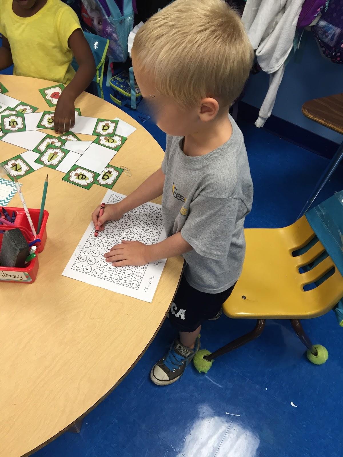 Serendipitous Discovery Reading Street Kindergarten We